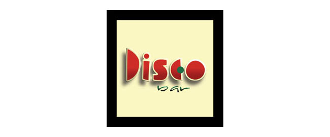 Logo Disco Bar